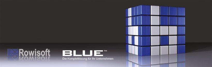 RowiSoft Blue - die Komplettlösung für kleine und mittelständischen Unternehmen