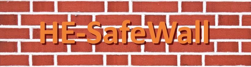 HE-SafeWall - Schützen Sie sich vor Angriffen von außen.