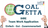 GOALgetta - Arbeiten im Team