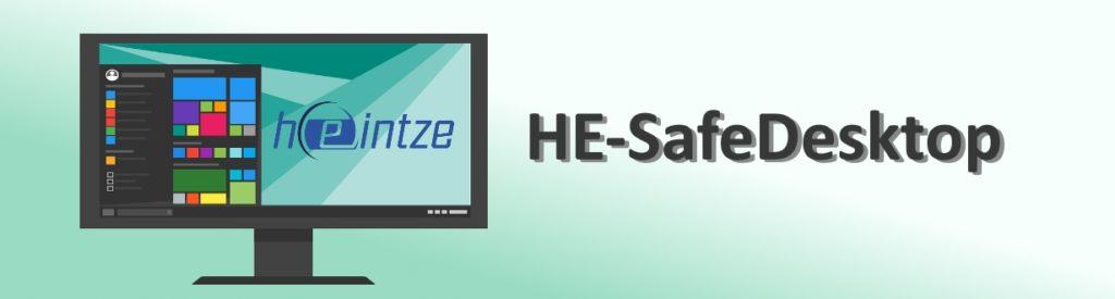 HE-SafeDesktop Desktop pflege für Unternehmen