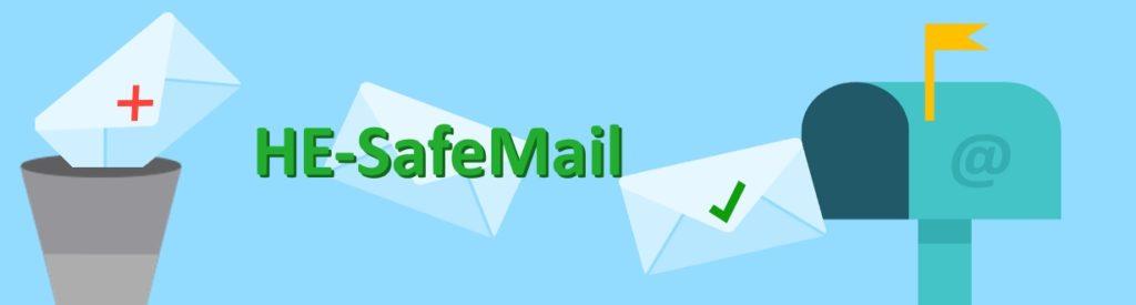HE-SafeMail Daten zuverlässig in der Cloud-Infrastruktur