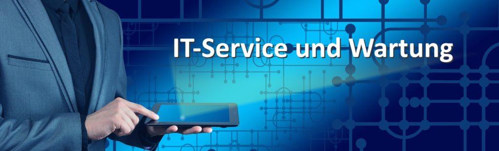 IT Service und Wartung - unsere Techniker sind für Ihre IT Problemlösung immer zur Stelle!