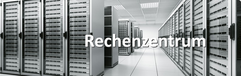 Rechenzentrum - Hosting Ihrer Systeme als Dienstleistung