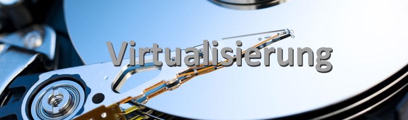 Virtualisierung - skalierbar und effizient