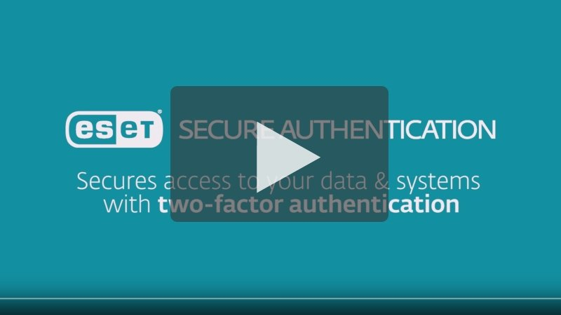 ESET Two-Factor Authentication - Kurzer Einblick in die Funktionen