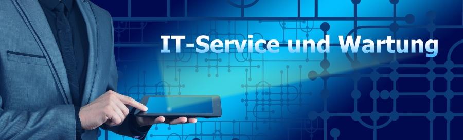 IT Service und Wartung