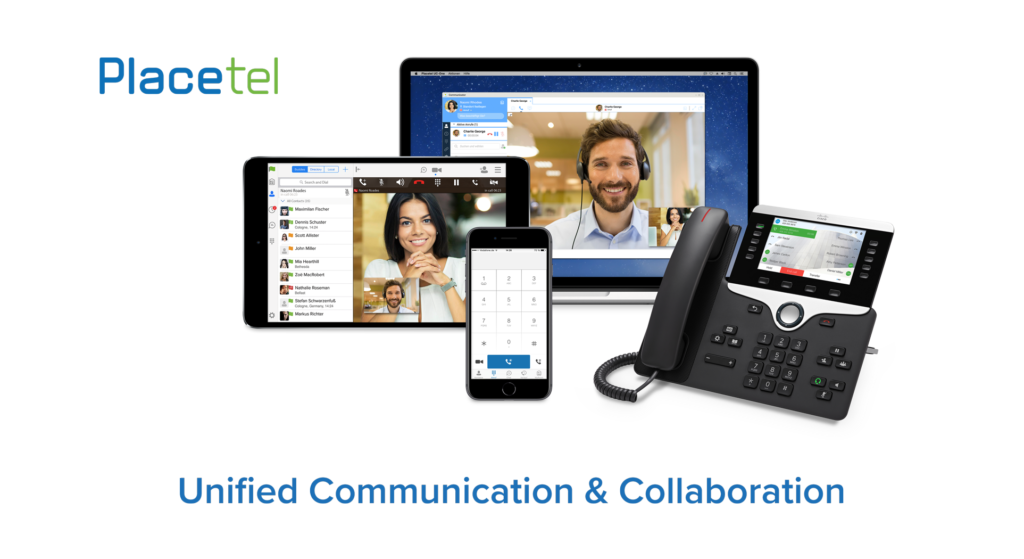 Placetel Telefonanlage Unified Communication & Collaboration