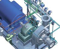 3D Turboventilator Beispiel für 3D-VDI
